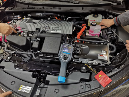 Advantages of Automotive Borescope