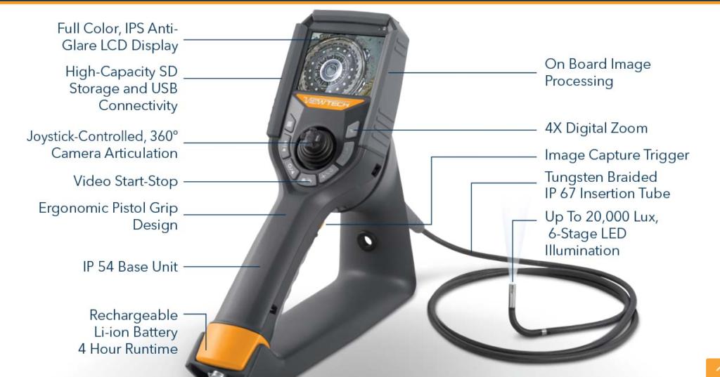 M-series borescope