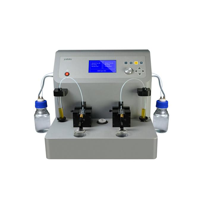 YTF-8 Oil Analysis of Dual Slide Analysis Ferrograph