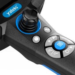 oriented control of P-series videoscope