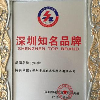 shenzhen top brand yateks