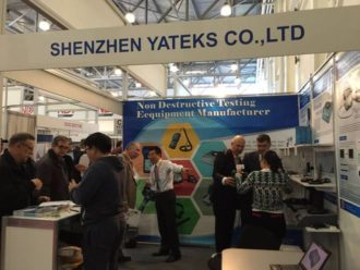 Yates' Participation in NDT Russia 2015