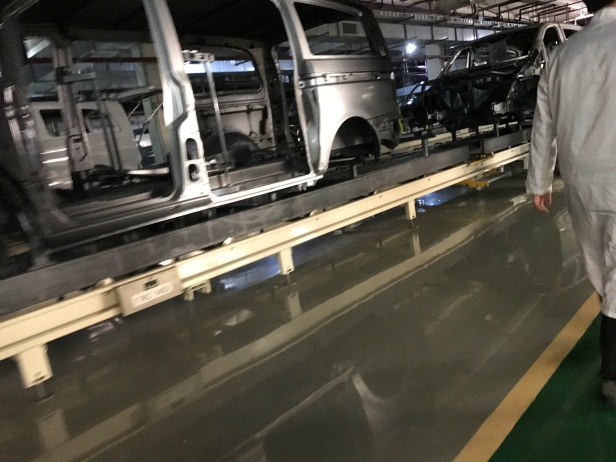 管道镜在汽车中的使用