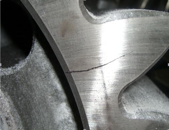 How does a borescope use for aeroengine maintenance