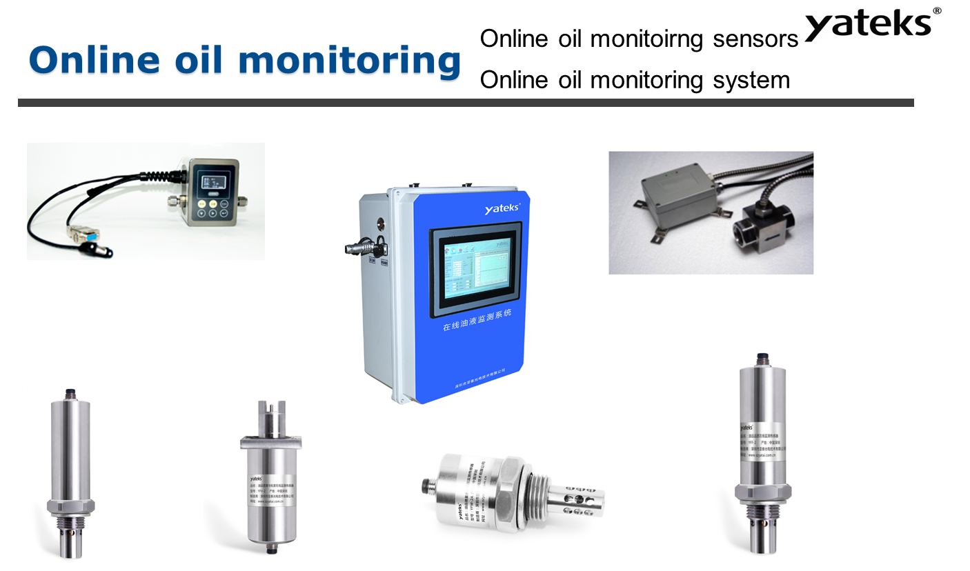 Oil Condition Sensor for Real Time Engine Oil Condition Monitoring