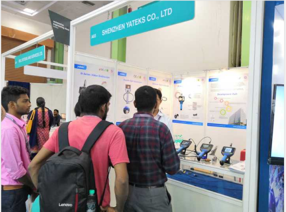 Yateks participated in Automotive Engineering Show Chennai