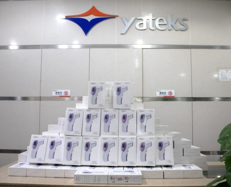 Yateks is a world class supplier of industrial non-destructive testing (NDT) equipment