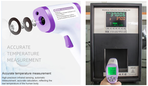 Why Yateks YT-003 Forehead Thermometer the Best Seller2