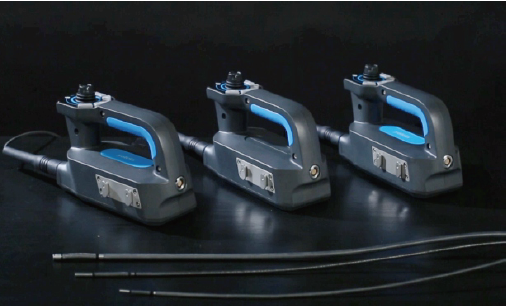 3D endoscope handle