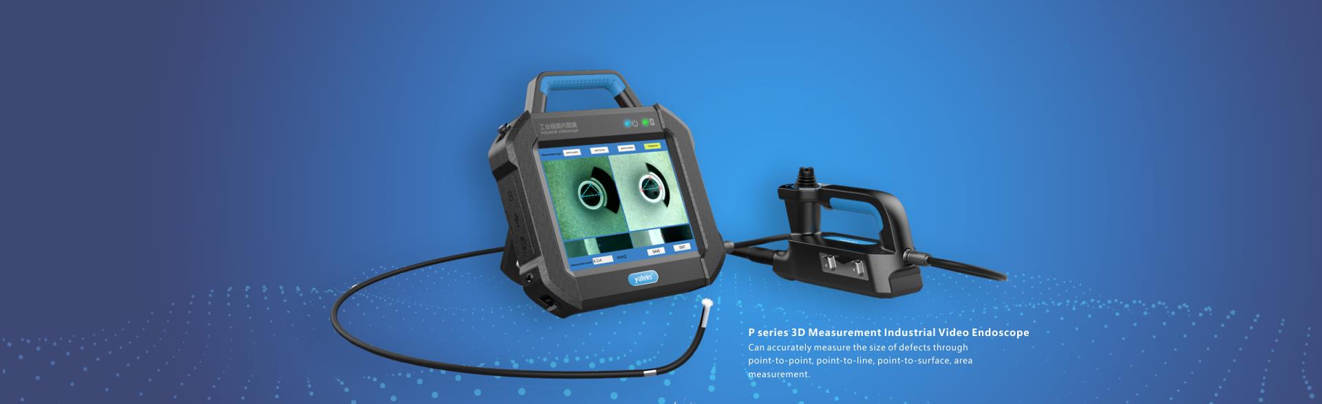 Yateks P series 3D measurement endoscope
