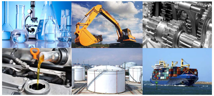 application of online oil monitoring system