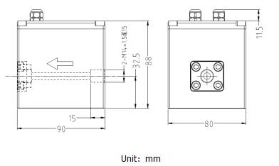 metal abrasive sensor YPM-1