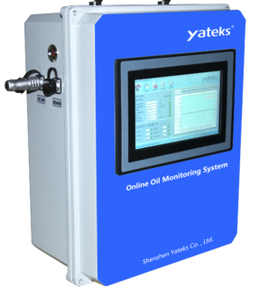 online oil monitoring system